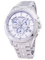 Citizen Eco-Drive BY0051-55A Titanium Analog Men's Watch