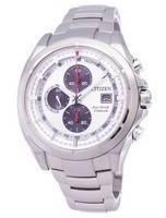 Relógio Citizen Eco-Drive Chronograph Tachymeter Poder Reserva CA0550-52A Men