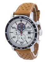 Citizen Eco-Drive Chronograph Tachymeter CA0641-16X Men's Watch