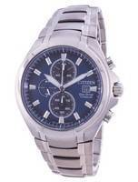 Citizen Super Titanium Chronograph Eco-Drive CA0700-86L 100M Men's Watch