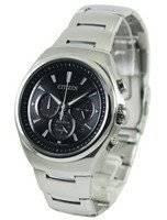 Citizen Eco-Drive Titanium Chronograph CA4020-54E Men's Watch