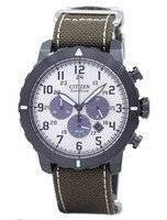 Citizen Military Eco-Drive Chronograph CA4095-04H Men's Watch