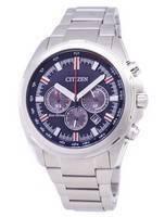 Citizen Eco-Drive Chronograph Tachymeter CA4220-55L Men's Watch