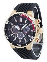 Citizen Eco-Drive Chronograph CA4252-08E Men's Watch