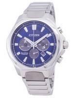 시민 에코 드라이브 CA4320-51 L 티타늄 크로 노 그래프 남성 시계