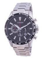 Citizen Eco-Drive Super Titanium Tachymeter CA4444-82E 100M Men's Watch