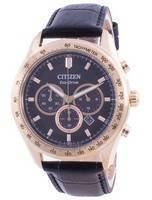 Citizen Eco-Drive Tachymeter CA4453-14E 100M Men's Watch