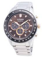 Citizen Eco-Drive CA4456-83X Tachymeter Men's Watch