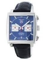 Tag Heuer Monaco Calibre Chrongraph Automatic 12 Swiss Made CAW2111.FC6183 Relógio Masculino