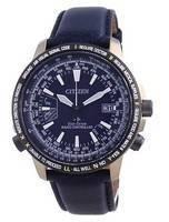 Citizen Promaster Radio Controlled Eco-Drive Titanium CB0204-14L 200M Diver's Men's Watch