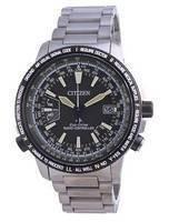 Citizen Promaster Radio Controlled Eco-Drive Titanium CB0206-86X 200M Diver's Men's Watch