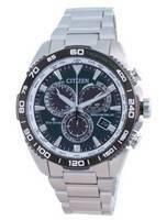 Citizen Promaster Radio Controlled Chronograph Diver's Eco-Drive CB5034-91W 200M Men's Watch