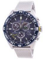 Citizen Promaster Navihawk Blue Angels Eco-Drive CB5848-57L 200M Men's Watch