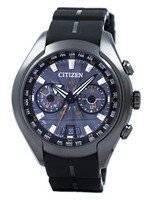 Citizen Promaster Satellite Wave Perpetual Calendar Japan Made CC1075-05E Men's Watch