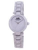 Coach Park Quartz Diamond Accents 14503430 Women's Watch