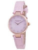 Coach Hayley Quartz Diamond Accents 14503537 Women's Watch