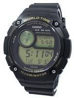 Casio Illuminator World Time Prayer Alarm Digital CPA-100-9A CPA100-9A Men's Watch