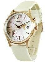 Orient Ballerina Mechanical Happy Stream Collection DM01002W Women's Watch
