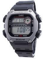 Relógio Masculino Casio DW-291H-1AV de Quartzo 200M