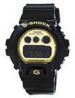 Casio G-Shock Illuminator Black & Gold DW-6900CB-1 Men's Watch