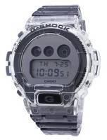 Relógio Casio G-Shock DW-6900SK-1 DW6900SK-1 resistente a choques 200M masculino