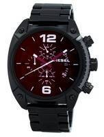 Diesel Mega Chief Quartz Chronograph DZ4316 Men's Watch
