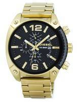 Diesel Overflow Quartz Chronograph DZ4342 Men's Watch