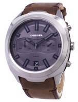 Relógio de homem de relógio de quartzo de cronógrafo DZ4491 de cronômetro Diesel