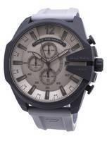 Relógio de homens de quartzo cronógrafo Diesel DZ4496 de chefe Mega