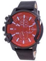 Diesel Griffed DZ4519 Relógio de quartzo para homens com cronógrafo