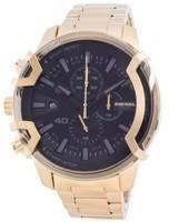 Diesel Griffed DZ4522 Relógio de homem com cronógrafo de quartzo