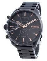 Relógio Diesel MS9 DZ4524 Chronograph Quartz para homem