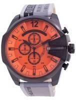 Relógio masculino Mega Chief Chronograph Quartz Diesel DZ4535 100M