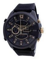 Diesel Mega Chief Silicon Quartz DZ4552 100M Men's Watch
