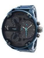 Diesel Mr. Daddy 2.0 DZ7414 Cronógrafo Relógio de quartzo para homem