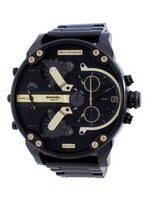 Diesel Mr. Daddy 2.0 Chronograph Stainless Steel Quartz DZ7435 Men's Watch