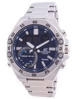 Casio Edifice World Time Mobile Link ECB-10D-2A ECB10D-2 100M Men's Watch