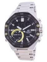 Casio Edifice World Time Mobile Link ECB-10DB-1A ECB10DB-1 100M Men's Watch