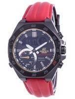 Casio Edifice Mobile Link Edição Limitada Quartz ECB-10HR-1A ECB10HR-1 100M Relógio Masculino