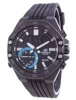 Casio Edifice Smartphone Link World Time Quartz ECB-10PB-1A ECB10PB-1A 100M Men's Watch