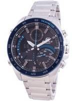 Casio Edifice ECB-900DB-1B Tachymeter Quartz Men's Watch