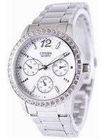 Citizen Quartz Swarovski Crystals ED8090-53D Women's Watch