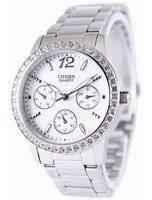 Citizen Quartz Swarovski Crystals ED8090-53D Women's Watch