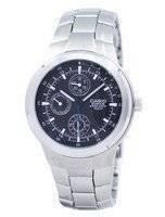 Casio Edifice Analog Three Dials EF-305D-1AV EF305D-1AV Men's Watch
