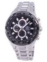 Relógio de Casio Edifice Chronograph Tachymeter EF-539D-1AV EF539D-1AV Men