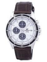 Relógio Casio Edifice Chronograph Quartz Relógio EFR-526L-7AV para homem