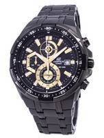 Casio Edifice Chronograph Quartz EFR-539BK-1AV EFR539BK-1AV Men's Watch