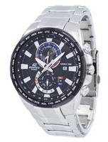 Casio Edifice World Time Quartz EFR-550D-1AV EFR550D-1AV Men's Watch