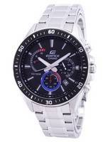 Casio Edifice Chronograph Quartz EFR-552D-1A3 EFR552D-1A3 Men's Watch