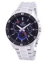 Quartzo Cronógrafo Casio Edifício EFR-552D-1A3 Relógio Masculino EFR552D-1A3